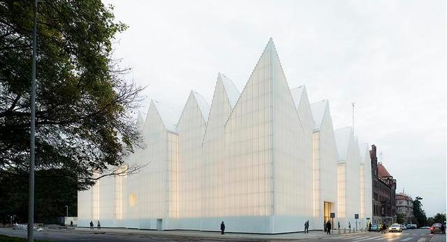 Konkurs architektoniczny ŻYCIE W ARCHITEKTURZE